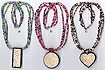 White Fossil Stone Necklaces